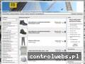 Screenshot strony pracujbezpiecznie.com.pl