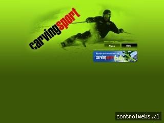 Carving Sport - Profesjonalne wyjazdy narciarskie