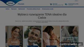 Nietrzymanie moczu - www.tena.pl