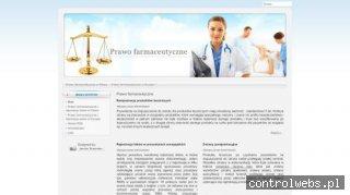 Rejestracja leków i tematyka regulatory affairs
