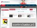 Screenshot strony www.polskimechanik.pl