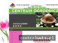 Screenshot strony www.wogrodzie.pl