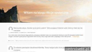 Akcje-społeczne.pl
