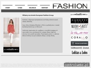Kolekcje włoskie, odzież włoska