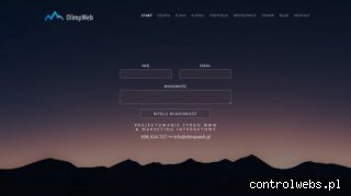 projektowanie stron www w Warszawie