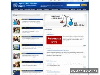 Uczelnia wyższa w Opolu - Wyższa Szkoła Bankowa