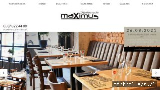 Maximus - Restauracja, Pizza Bielsko