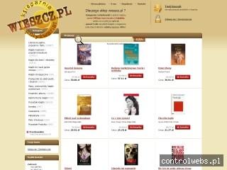 Wieszcz.pl - antykwariat i księgarnia