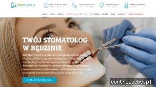 Gabinet dentystyczny, stomatologiczny