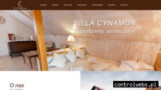 Noclegi Wisła, Wisła pensjonaty - Villa Cynamon