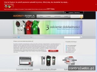 Alkomaty-testery.pl - alkomaty osobiste