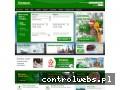 Screenshot strony europcar.com.pl