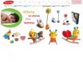 Screenshot strony www.tentotoys.com.pl