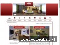 Screenshot strony palaceapartments.pl