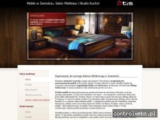ATIS Meble w Zamościu - Salon meblowy i Studio Kuchni