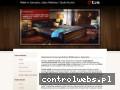 Screenshot strony www.meble-atis.pl