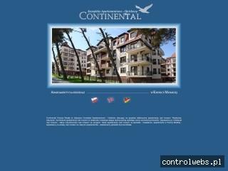 Ekskluzywne, komfortowe apartamenty nad morzem
