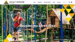 Budowa parków linowych – Parki linowe