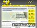 Screenshot strony www.busyb.pl
