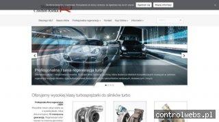 Turbosprężarki - regeneracja i naprawa, Mielec