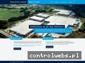 Screenshot strony www.build-to-suit.eu