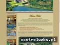 Screenshot strony www.manorhotel.pl