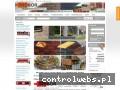 Screenshot strony tregor.iai-shop.com