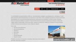 Wiercenie w betonie - MM MetalBud