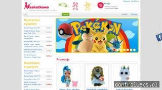 Zabawki dla dzieci - maskotki, kolejki, lalki, gry i puzzle