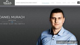 Ubezpieczenia Aviva - Agent ubezpieczeniowy Daniel Murach