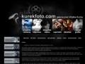 Screenshot strony www.kurekfoto.com