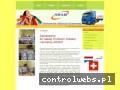 Screenshot strony www.adam-hurtownia.pl