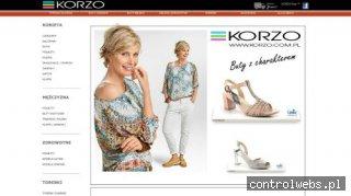 KORZO - buty damskie i męskie, torebki