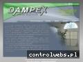 DAMPEX montaż żaluzji