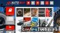 Screenshot strony www.autodaw-czesci.pl
