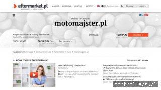 MotoMajster Szczecin Wulkanizacja Auto Serwis