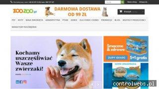 Karma dla kotów Ursynów - Zoozoo.pl