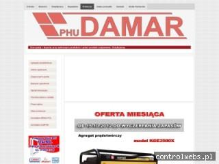 PHU DAMAR S.C. silniki spalinowe