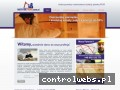 Screenshot strony www.natryskpianki.com.pl