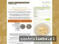 SKLEP NUMIZMATYCZNY - monety okolicznościowe