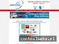 Screenshot strony www.elektrock.pl