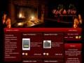 Screenshot strony www.redfire.pl