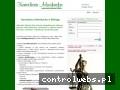 Screenshot strony www.adwokatelblag.com.pl