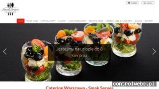 Smak Serwis - Catering Warszawa Wola