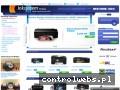 Screenshot strony www.inksystem.pl