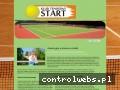 Startr- nauka gry w tenisa