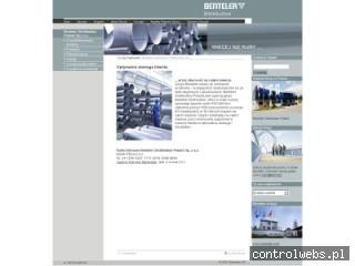 Benteler Distribution Poland - rury, profile, pręty
