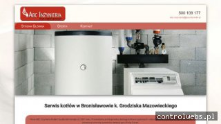 ABC INŻYNIERIA montaż i uruchomienie systemów gazowych