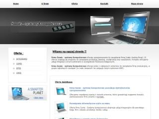 Sumis - oprogramowanie komputerowe dla firm