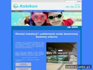 ROBIKON ROBERT GAŁKA naprawa basenów